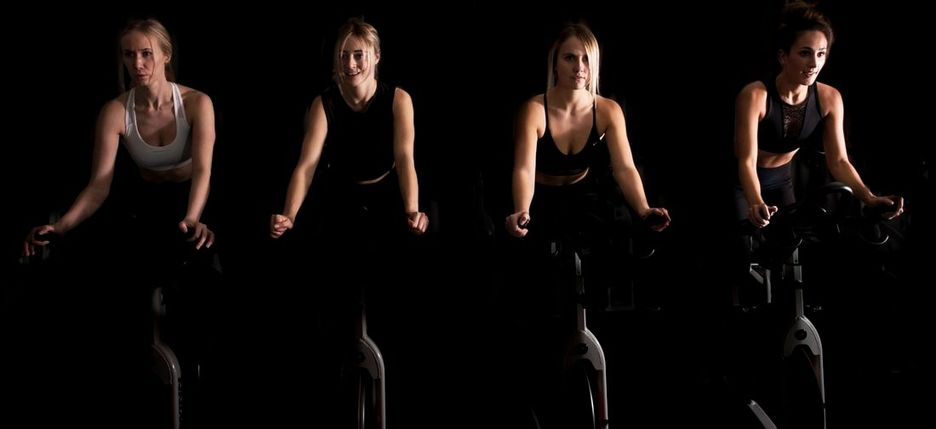 Spin at The Study | Spin Barre and Yoga in Cochrane, Alberta